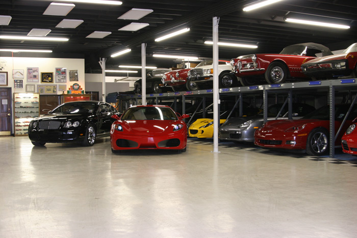 Dallas car storage, Fort Worth car storage, North Texas car storage