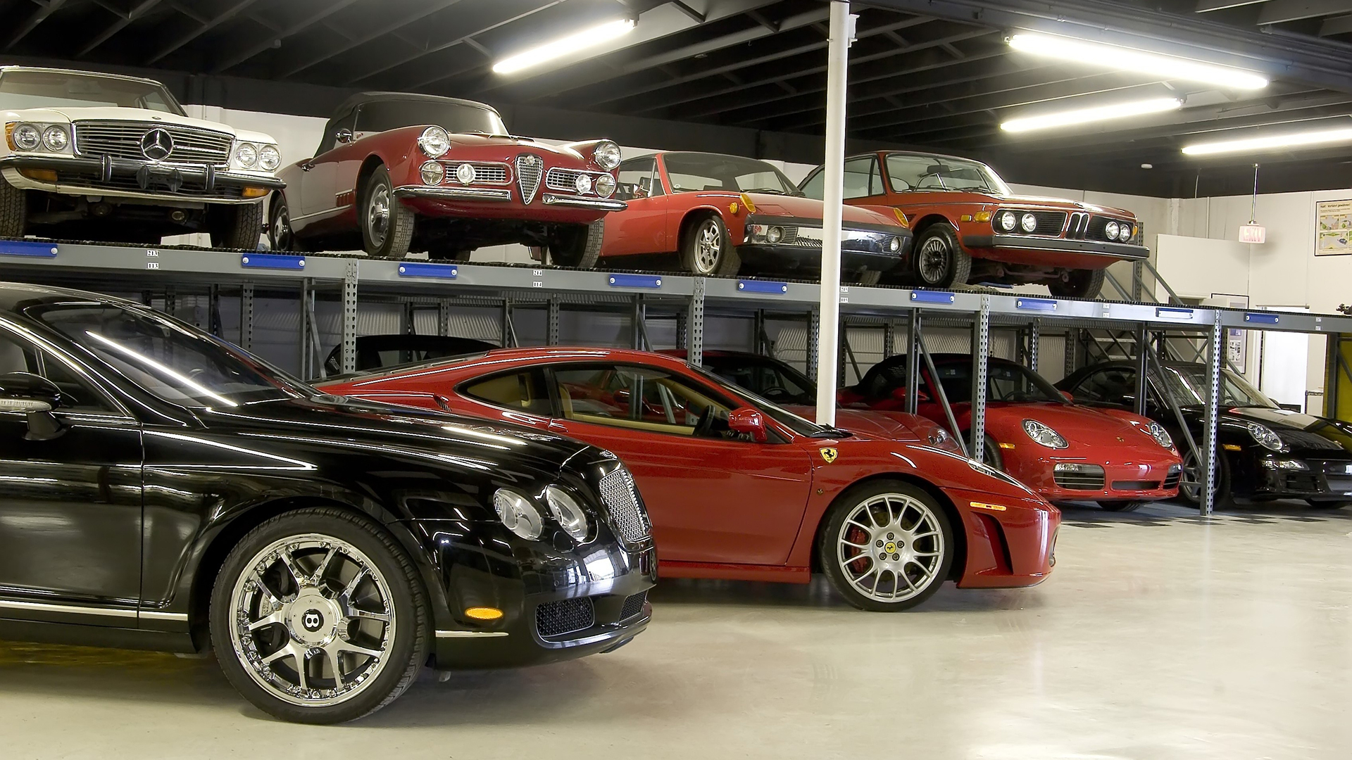 Dallas Car Storage | Exotic, Classic, Antique, Long Term Vehicle Storage
