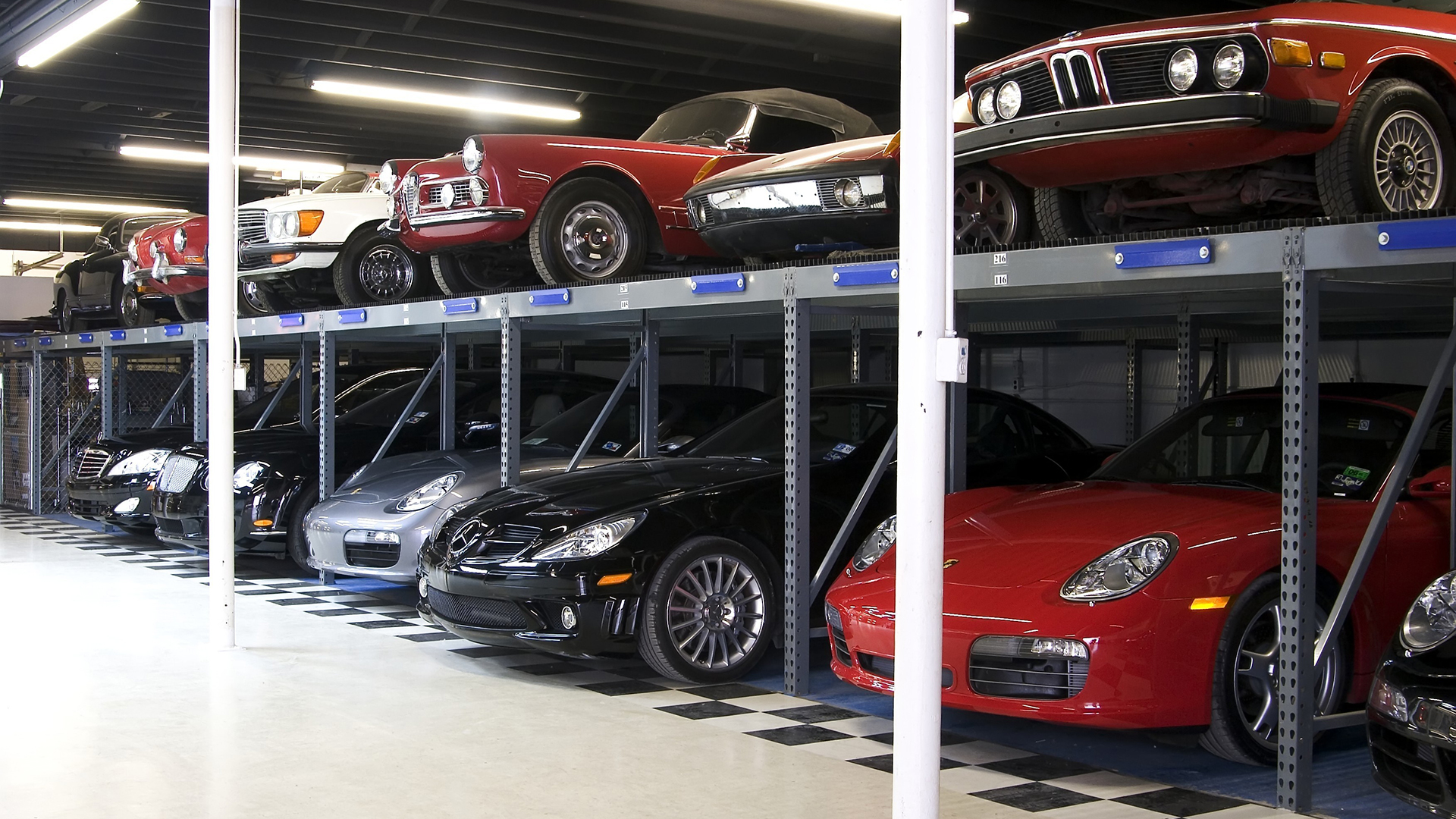 Indoor Vehicle Storage >> Dallas Car Storage Exotic Classic Antique Long Term